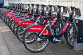 Sistema público de alquiler de bicicletas