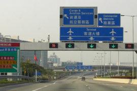 Diferentes idiomas en las señales