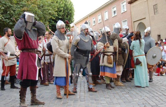 Feria medieval temática de Granada