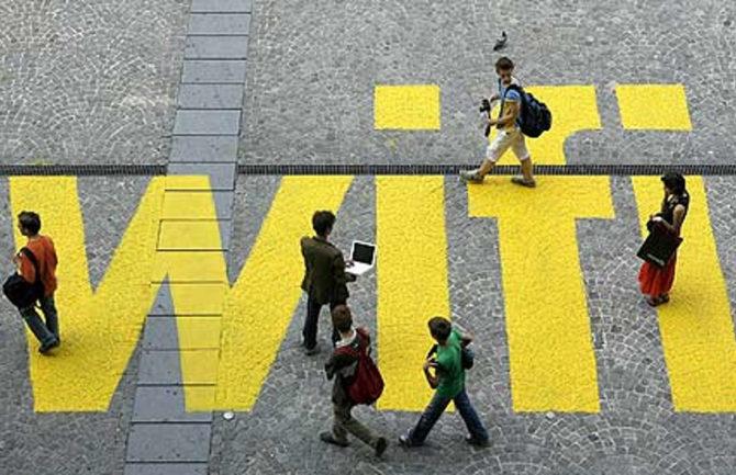 Wifi gratuito en monumentos destacados de la ciudad