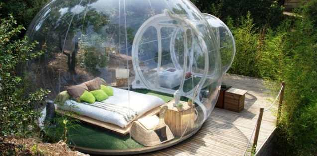 Hotel burbuja