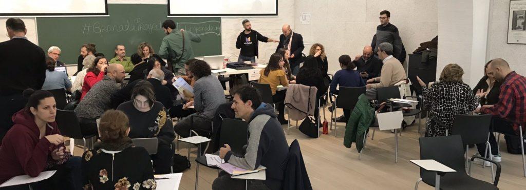 Funcionariado y ciudadanía cocreando un turismo sostenible en el I Encuentro LabIN Granada