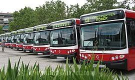 Mejora de la red de autobuses