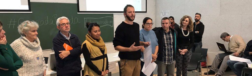 Lee las propuestas generadas durante el I Encuentro LabIN Granada sobre Turismo y Ciudad