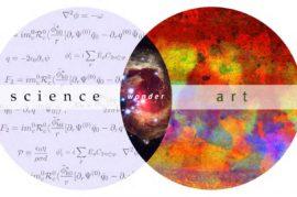 Laboratorio de arte y ciencia.