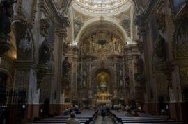 Basílica de nuestra Señora de las Angustias