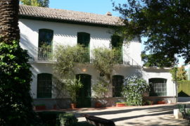 Casa-Museo Federico García Lorca, Huerta San Vicente