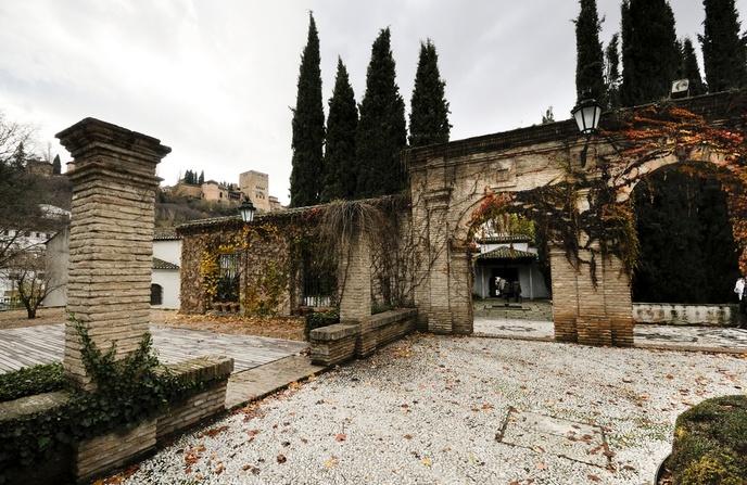 Palacio de los Córdova (Jardines y Patio)
