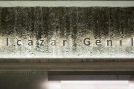 Metro: Estación de Alcázar Genil (Sala de Exposiciones)