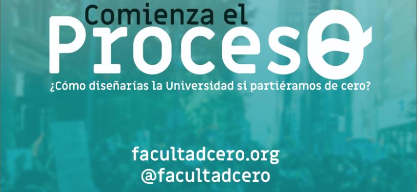 Laboratorios de diseño de propuestas Facultad Cero – Sesión 3
