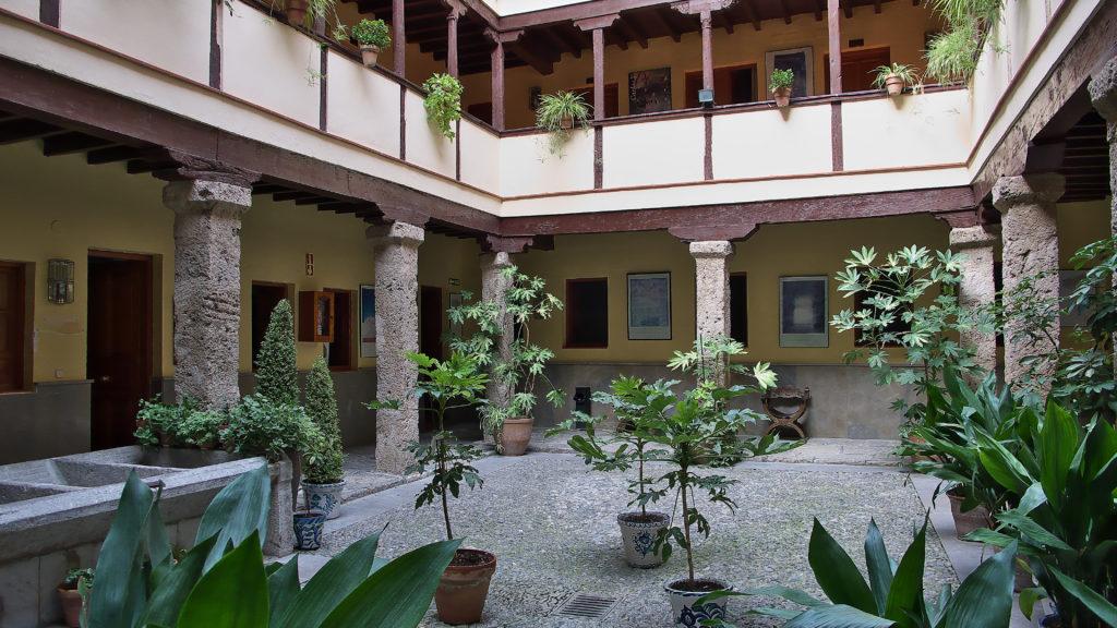 Sala Exposiciones Corrala Santiago