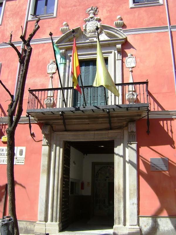 Sala Ático de Exposiciones. Palacio Condes de Gabia
