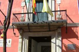 Sala Alta de Exposiciones. Palacio Condes de Gabia