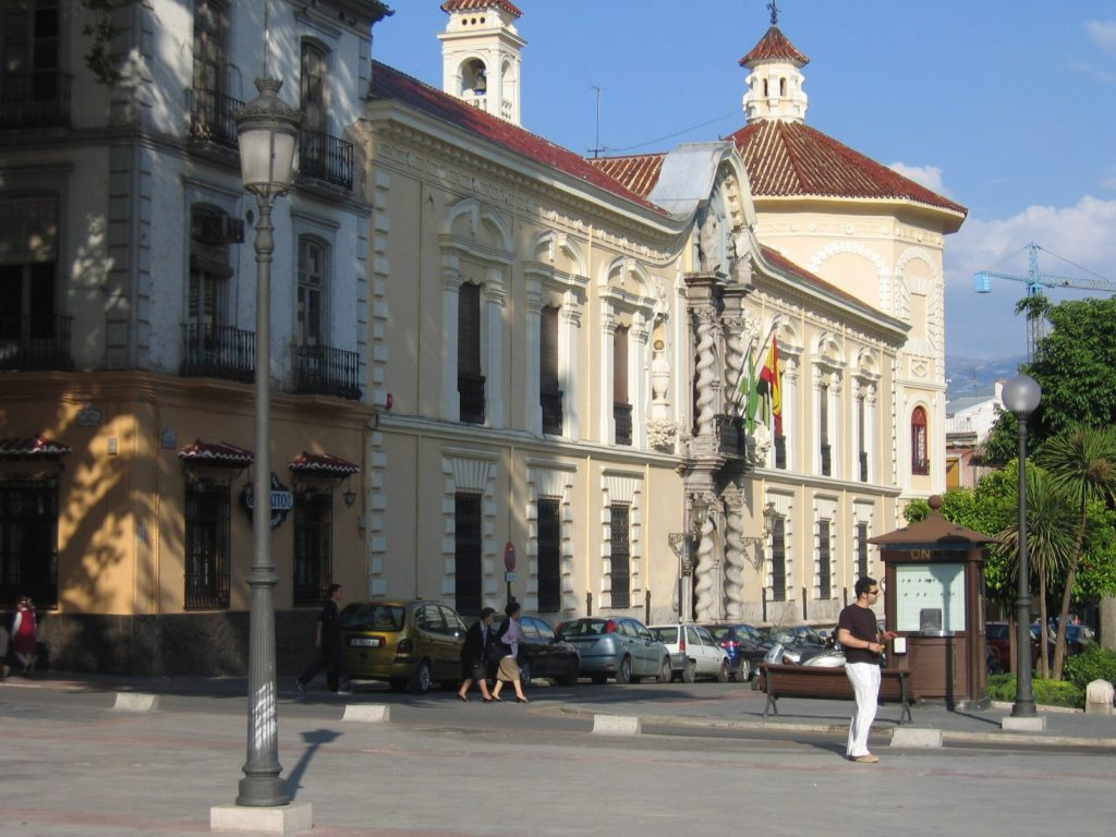 Palacio de Bibataubín, Consejo Consultivo Andalucía