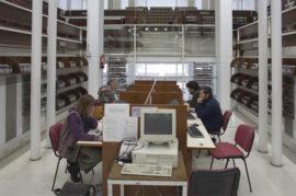 Biblioteca Pública Estado -Biblioteca Provincial Granada