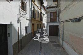 Ensanchar Calle San Juan de los Reyes