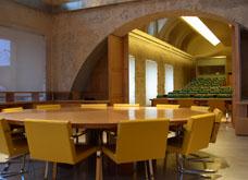 Palacio Carlos V: Sala de Conferencias