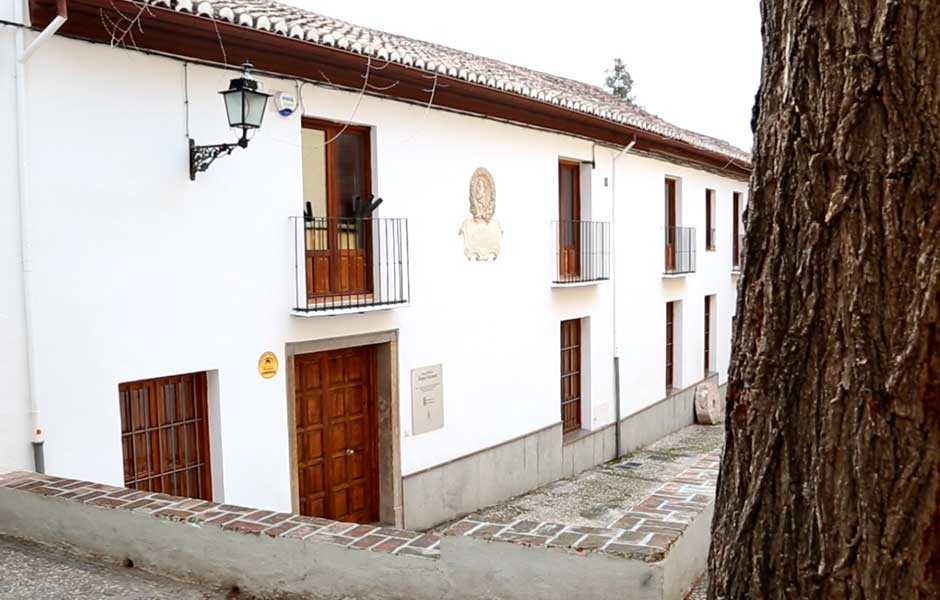 Casa Molino Ángel Ganivet