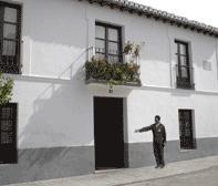Museo Casa Natal Federico García Lorca – Fuente Vaqueros
