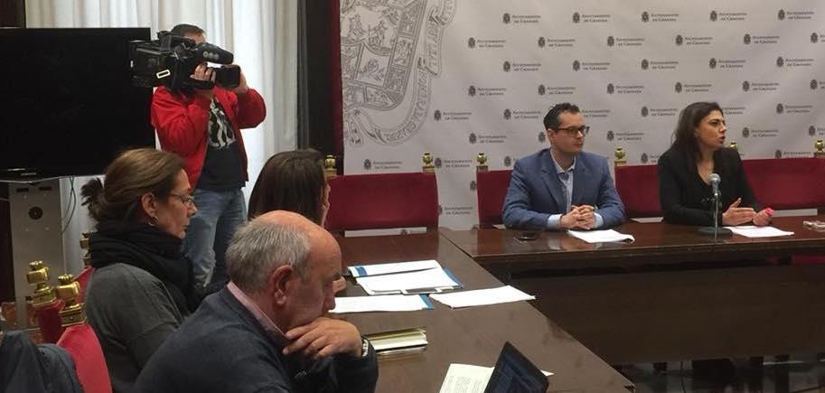 Se presenta el Foro Albaicín Sacromonte en el Ayuntamiento de Granada