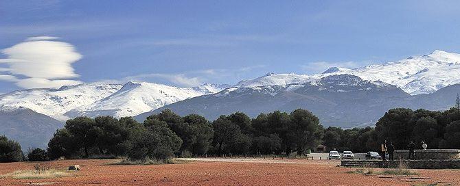 Parque Periurbano de la Dehesa del Generalife o LLano de la Perdiz
