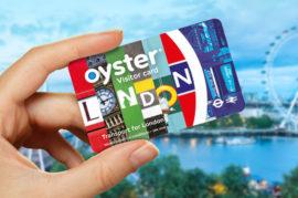 Implantación de la tarjeta Oyster en Granada