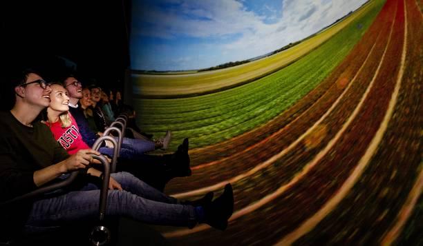 Experiencia de vuelo virtual