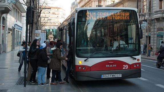 Mejora del servicio de información de Autobuses