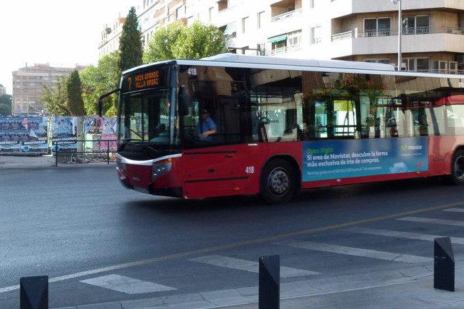 Mejora del transporte público
