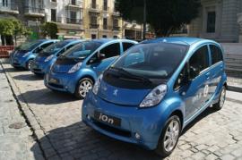Carsharing verde para Granada
