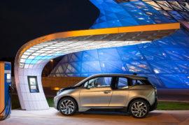 Estación energética para vehículos