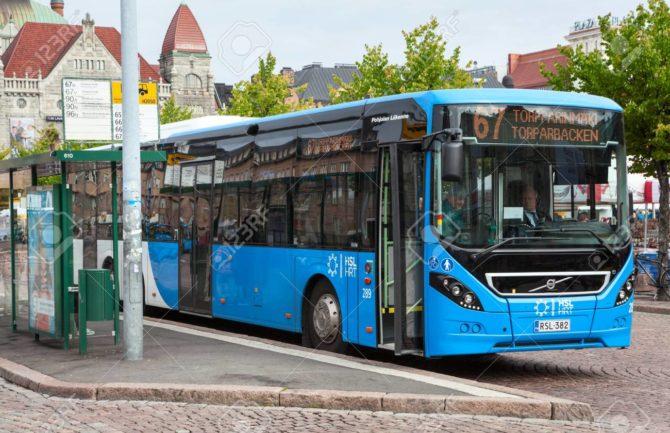 Transbordo de transporte público gratuito por un periodo de tiempo determinado