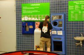 Gana dinero reciclando en los supermercados
