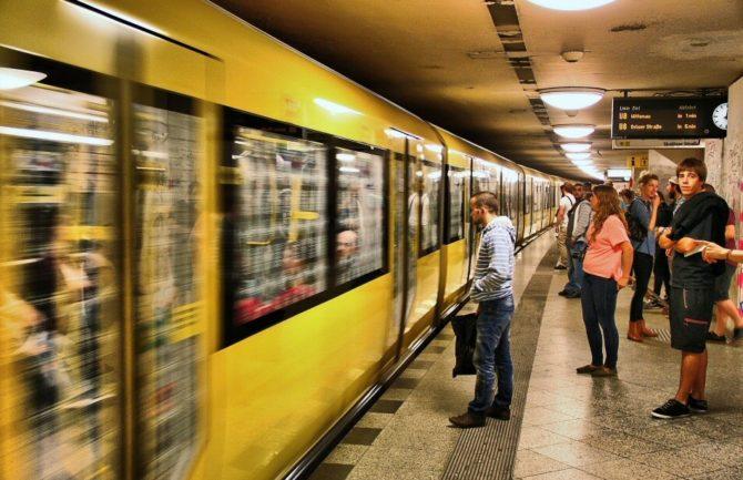 Transporte público 24 horas