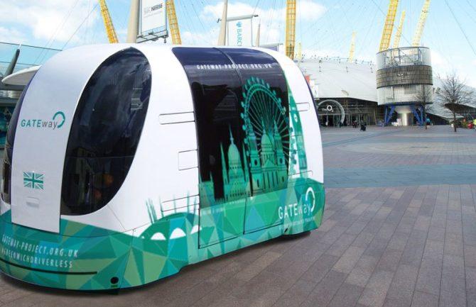 Robots que nos llevarán por las ciudades