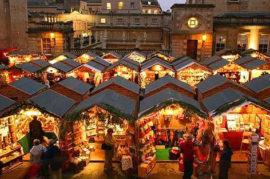 Mercado navideño GRANADA
