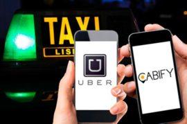 Implantemos  el uso de Cabify y Uber en nuestra ciudad