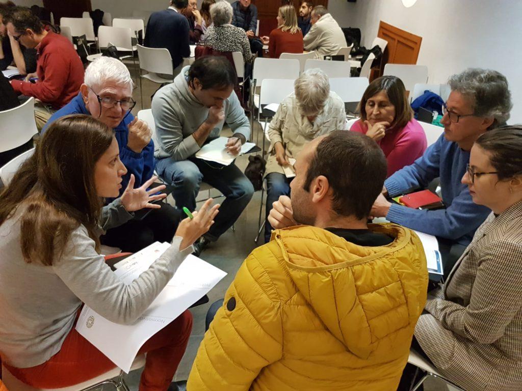 Tabla de evaluación con las propuestas de los Foros Albaicín-Sacromonte