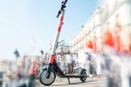 Traer una empresa como VOI Scooters a Granada