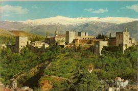 Guía de Granada por aficiones