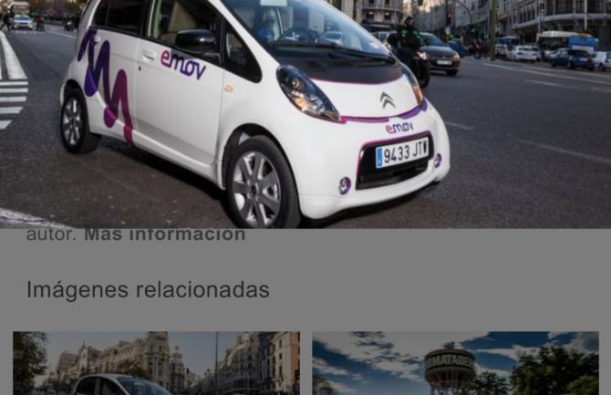 Emov, coche eléctrico público