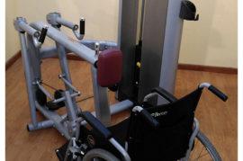 Gimnasio para minusvalidos sin necesidad de entrenador
