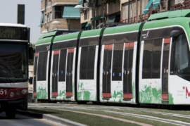 Mejorar el transporte nocturno en la provincia de Granada