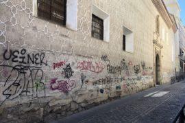 Graffiti en las calles