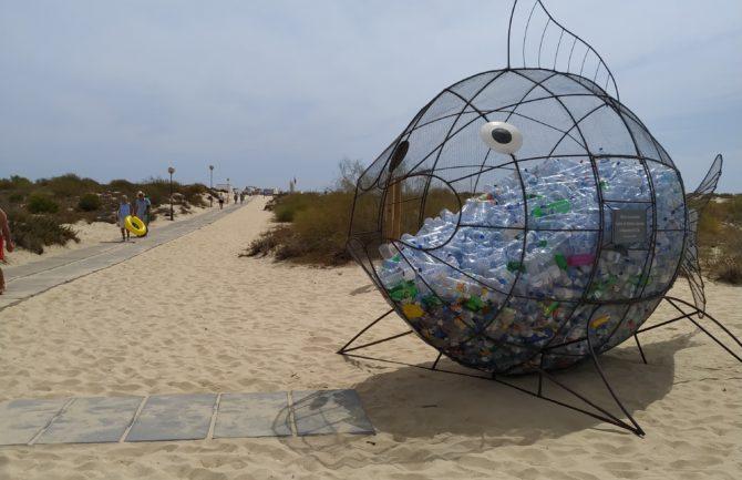 Pez reciclable
