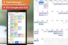 Guided Calendar App