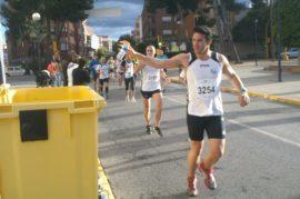 Maratón recogida de basura