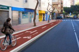 Carril bici que conecte toda la ciudad
