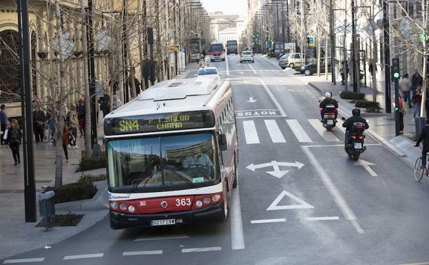 Reducir la contaminación de los autobuses.