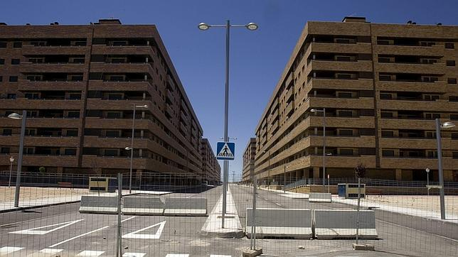 creación de residencias con la ocupación de casas vacías